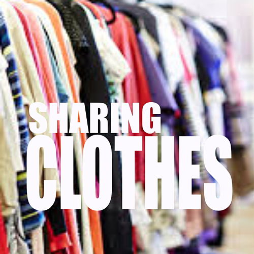 Sharing Clothes by Various Artists