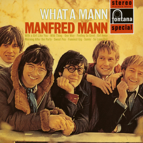 What A Mann by Manfred Mann