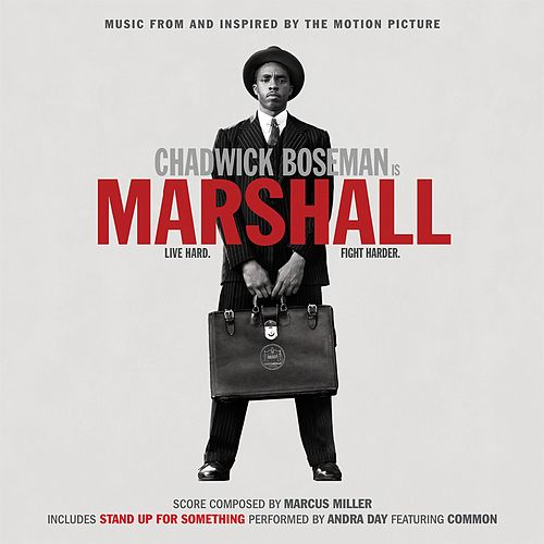 Marshall (Original Motion Picture Soundtrack) de Marcus Miller