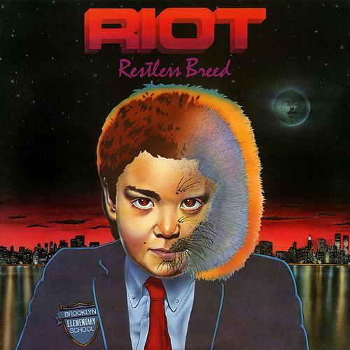 Restless Breed de Riot