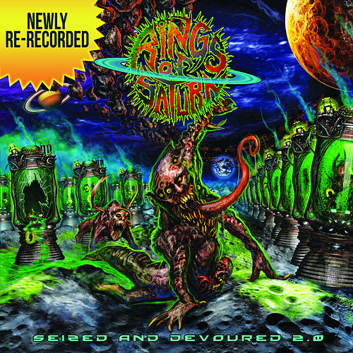 Seized and Devoured 2.0 by Rings of Saturn