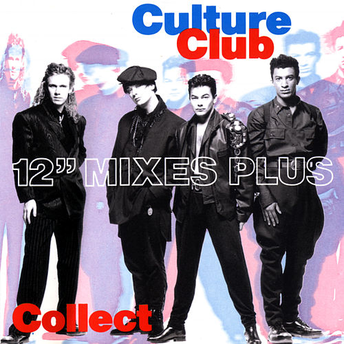 Culture Club Collection: 12'' Mixes de Culture Club