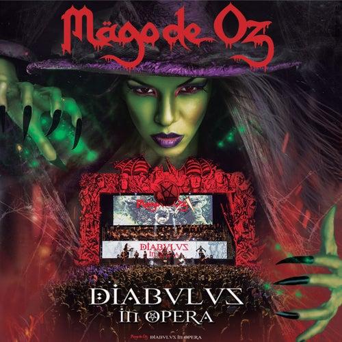 Diabulus in Opera (Live) de Mägo de Oz