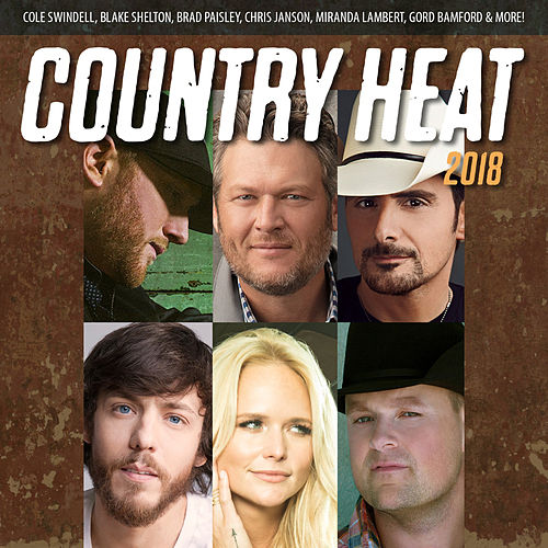 Country Heat 2018 by Various Artists