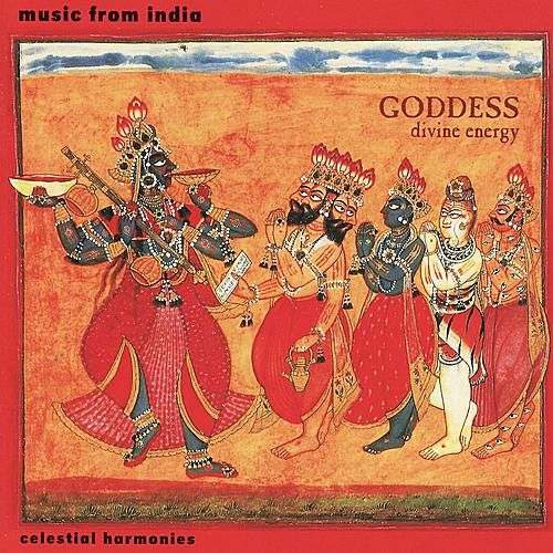Goddess: Divine Energy by Various Artists