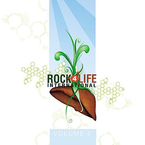 Quickstar Productions Presents : Rock 4 Life International volume 6 von Various Artists