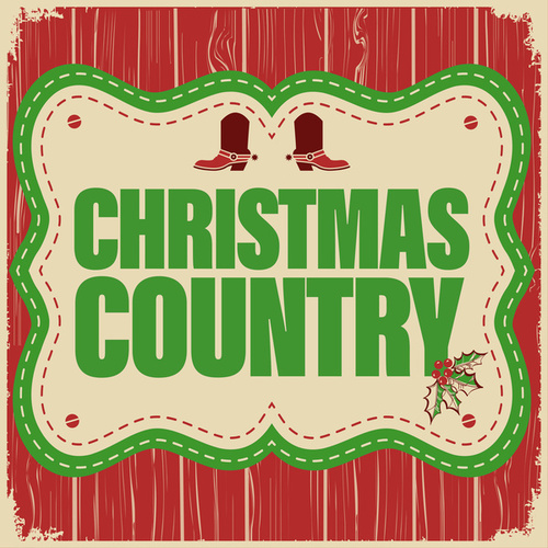 Christmas Country fra Various Artists