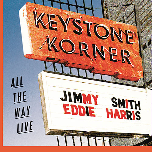 All The Way Live de Jimmy Smith