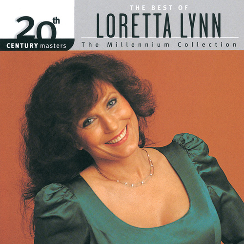 20th Century Masters: The Millennium Collection: Best Of Loretta Lynn de Loretta Lynn