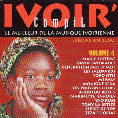 Ivoir' compil vol4 de Various Artists
