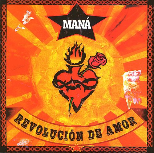 Revolucion de amor de Maná