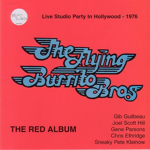The Red Album von The Flying Burrito Brothers
