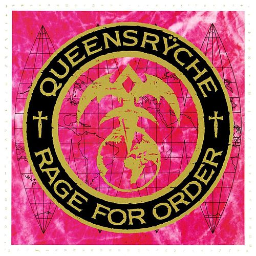 Rage For Order by Queensryche