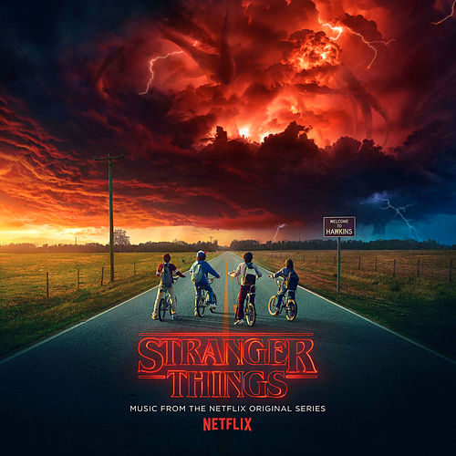 Stranger Things (Soundtrack from the Netflix Original Series) de Various Artists