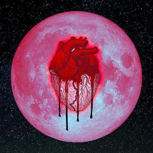 Heartbreak on a Full Moon fra Chris Brown