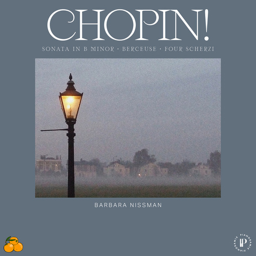 Chopin! by Barbara Nissman