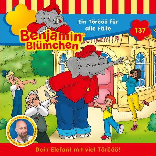 Folge 137: Ein Törööö für alle Fälle von Benjamin Blümchen