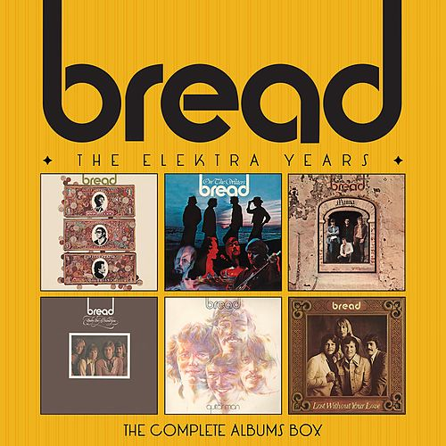 The Elektra Years: Complete Albums Box von Bread