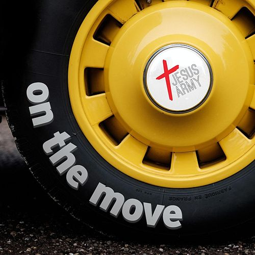 On the Move by Jesus Army
