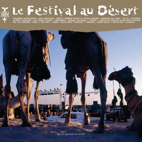 Le Festival au Désert (Paix et Musique au Désert) (Live) de Various Artists