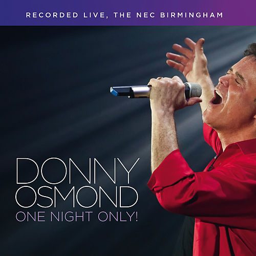 One Night Only (Live) von Donny Osmond
