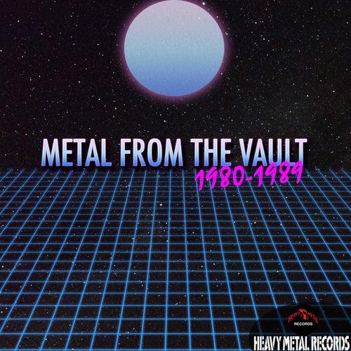 Metal from the Vault: 1980-1989 de Various Artists