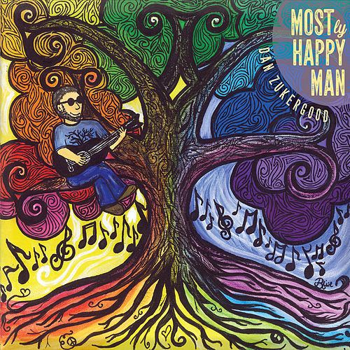 Mostly Happy Man by Dan Zukergood