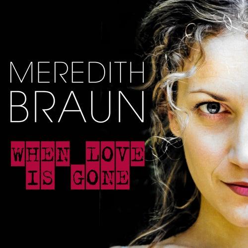 When Love Is Gone de Meredith Braun