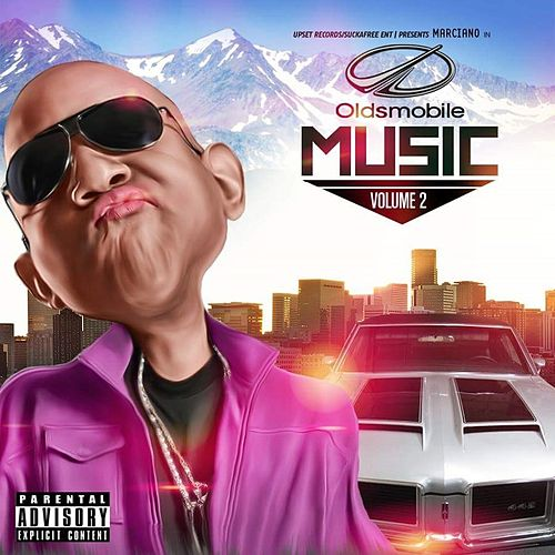 Oldsmobile Music Vol.2 by Marciano