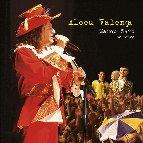 Marco Zero (Ao vivo) de Alceu Valença