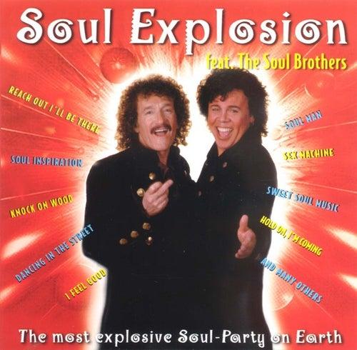 Soul Explosion de The Soul Brothers