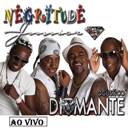 Acústico Diamante (Ao Vivo) by Negritude Júnior