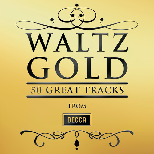 Waltz Gold - 50 Great Tracks di Various Artists