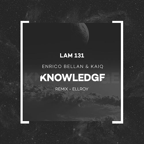 Knowledge - Single by Enrico Bellan