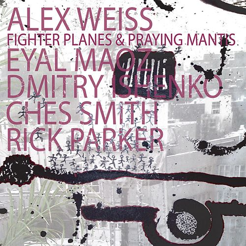 Fighter Planes & Praying Mantis de Alex Weiss