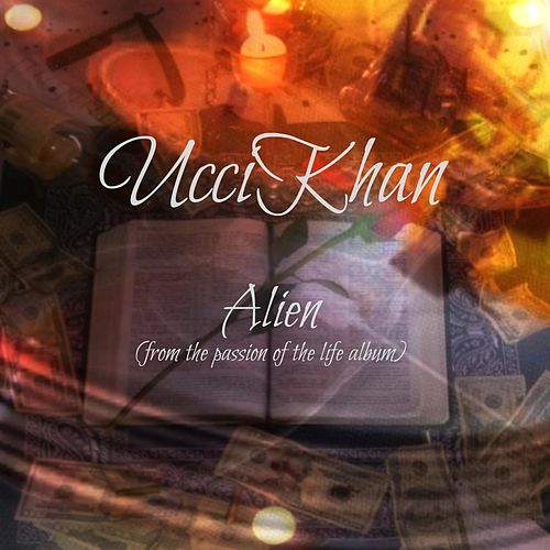 Alien by UcciKhan