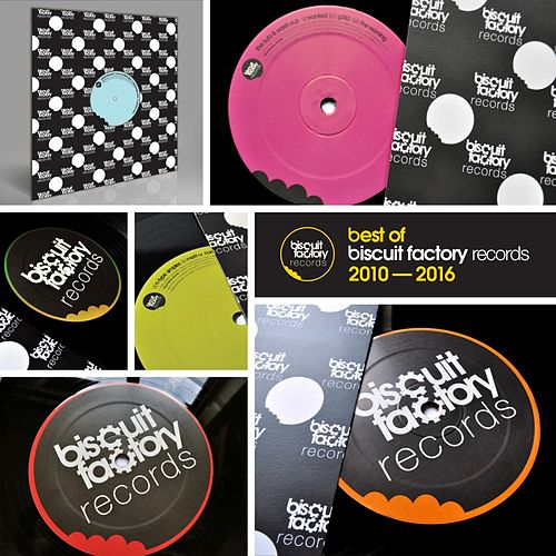 Best of Biscuit Factory 2010-2016 - EP by Various Artists