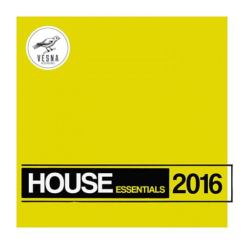 House Essentials 2016 - EP by Various Artists