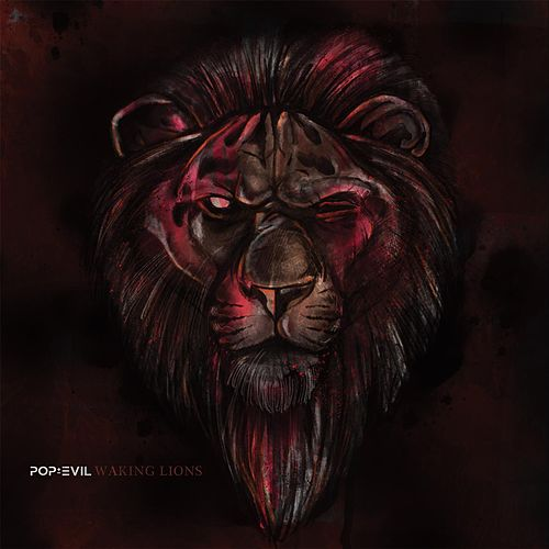 Waking Lions by Pop Evil