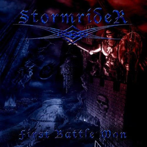 First Battle Won de Stormrider