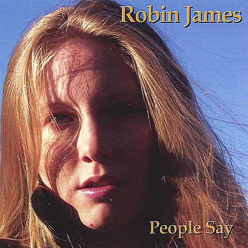 People Say von Robin James