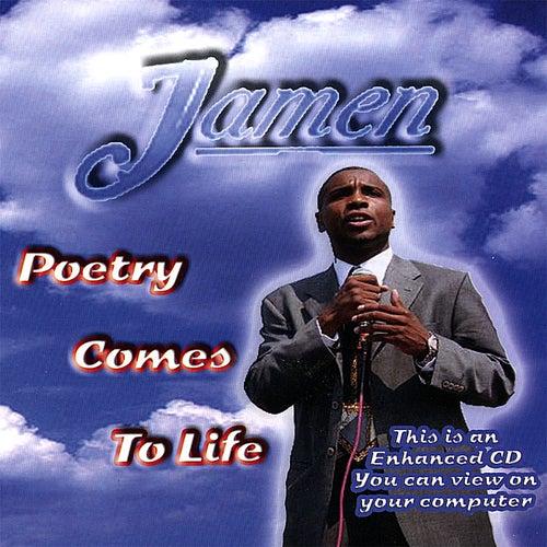 Poetry Comes to Life de Jamen