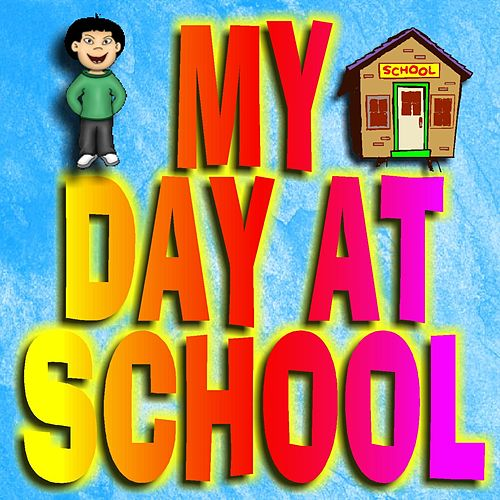 My Day At School by Kids Count County