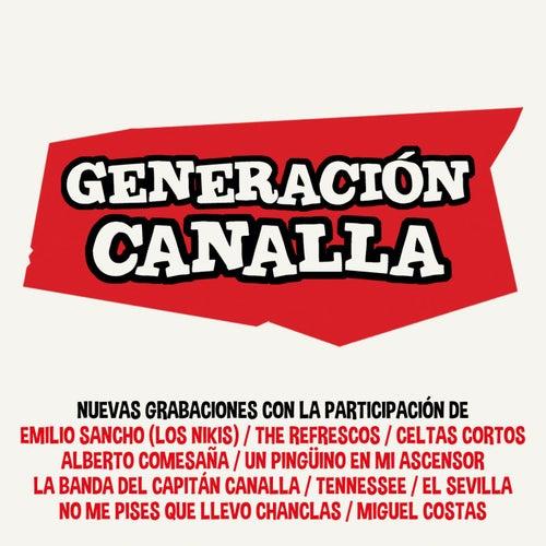 Generación Canalla de Various Artists