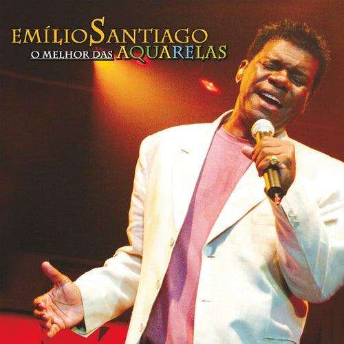 O melhor das aquarelas (Ao vivo) de Emílio Santiago