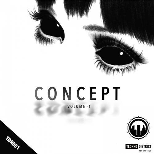 Concept, Vol. 1 - EP von Various Artists