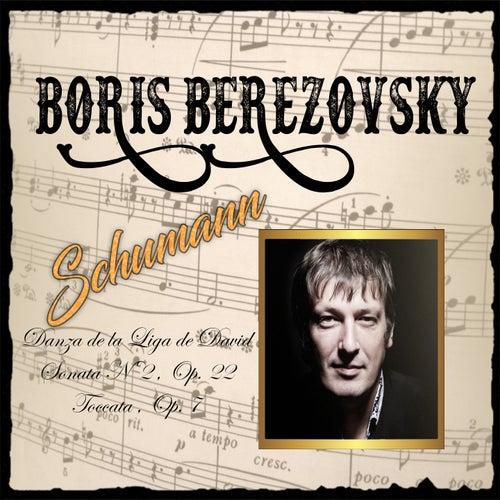 Boris Berezovsky, Schumann, Danza de la Liga de David, Sonata Nº2, Op. 22 Toccata, Op. 7 by Boris Berezovsky