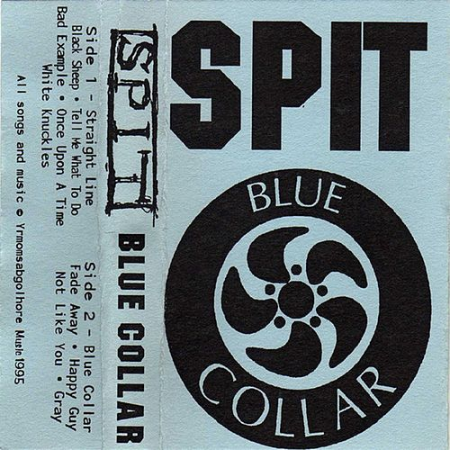 Blue Collar de Spit