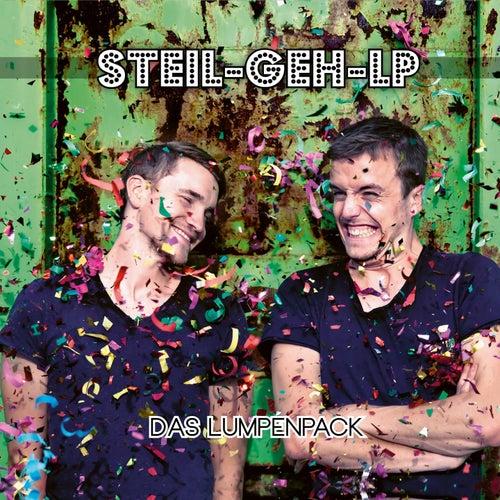 Steil-geh-LP de Das Lumpenpack