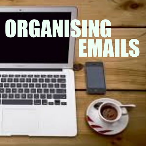 Organising Emails by Various Artists